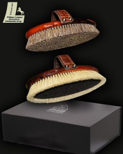 William Leistner Luxury Horse Grooming Brushes