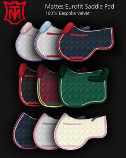 Mattes Eurofit Saddle Pad
