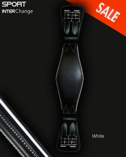 Dressage Girth White