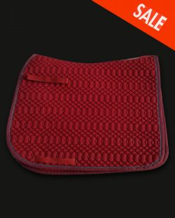All Purpose Saddle Pad Red