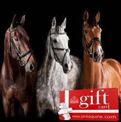 Gift Card Beautiful Horses