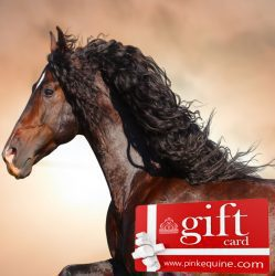 Gift Card Horse Bay Flowing Mane