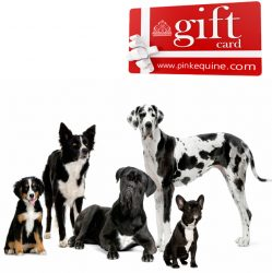 Gift Card Dogs Group 1