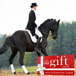 Gift Card Horse Dressage