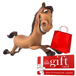 Gift Card Horse Shopping Bag