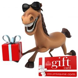Gift Card Horse Fun Birthday Package