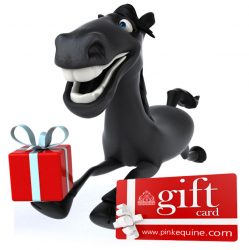 Gift Card Black Horse with Gift Package