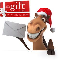 Gift Card Horse Fun Letter