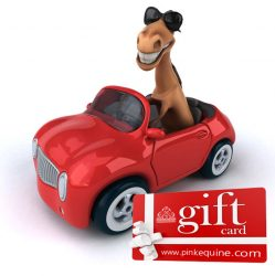 Gift Card Horse Driving