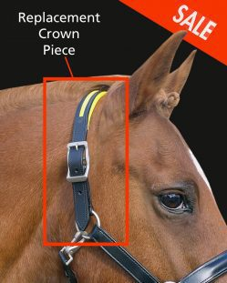Headcollar Crown Part